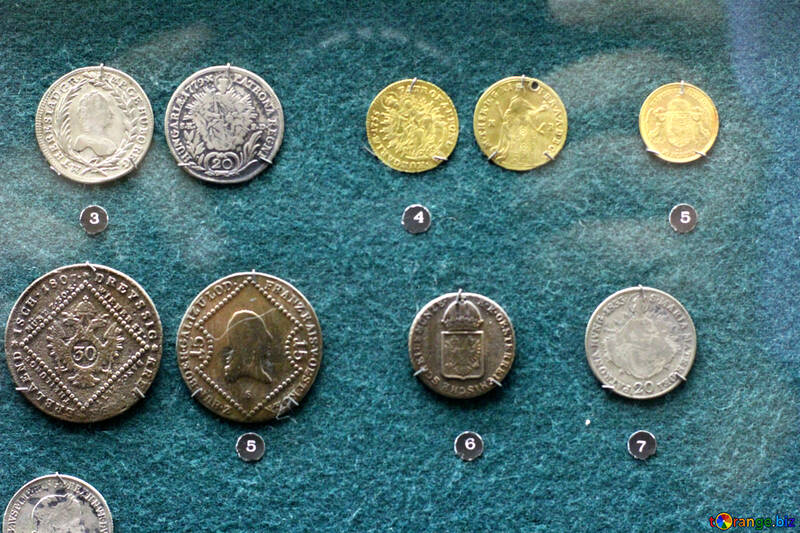 Ancient Austrian coins №43588