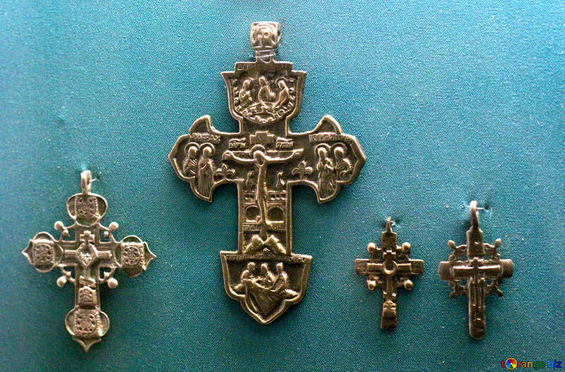 Ancient cross №43640