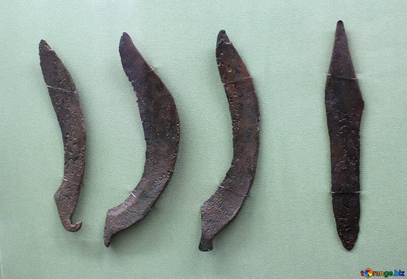 Bronze farm tools 17-12 century BC №43791