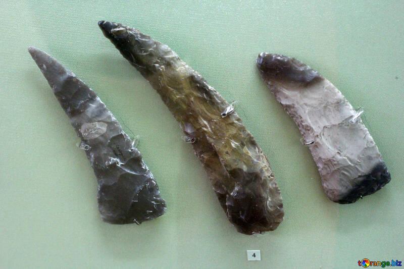 Aperos de labranza de piedra del siglo 20 antes de Cristo №43803