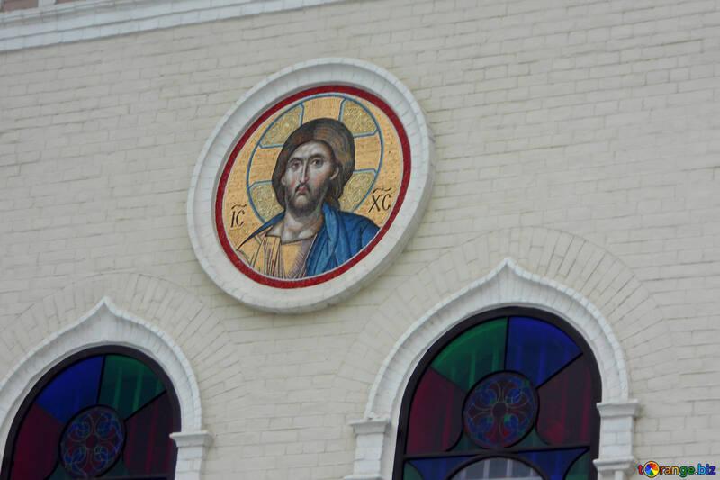 Religious mosaic №43100