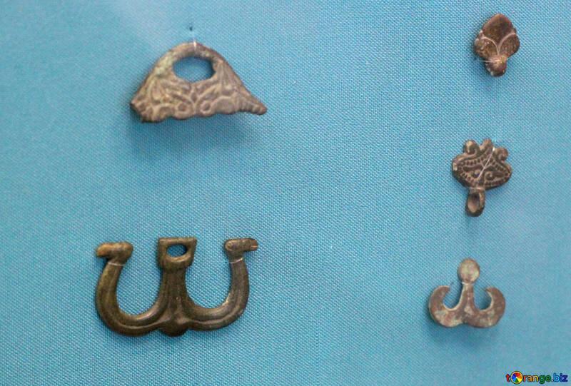 Ancient bronze ware №43974