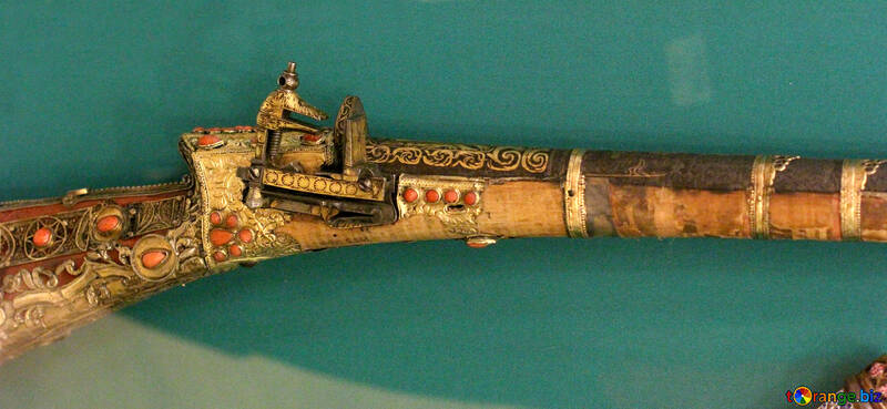 Turkish gun 18th century №43400