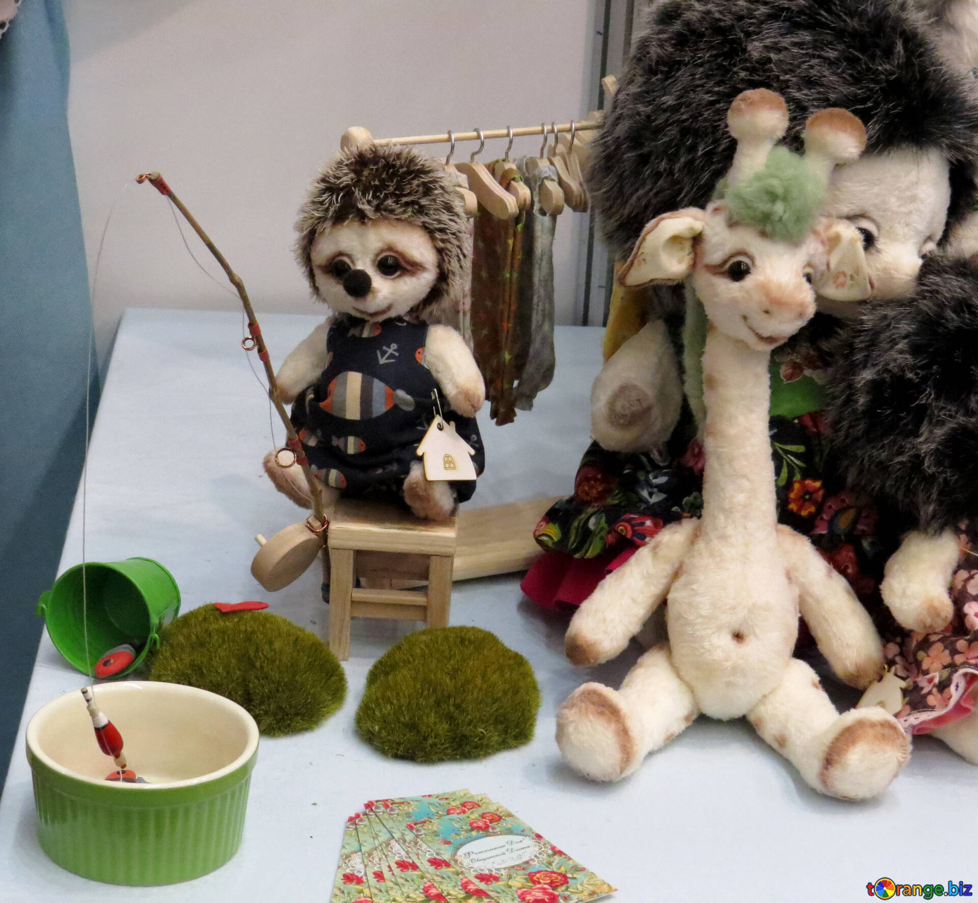 Handmade Dolls Children S Stuffed Toys Diy Handmade 44546