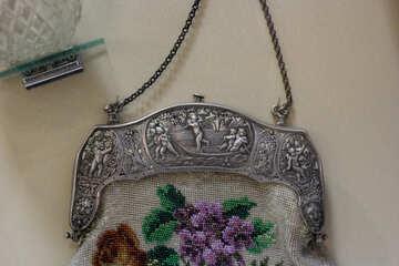 Antique clasp №44269