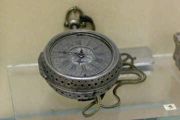 Antique clock №44206