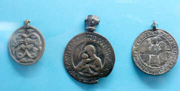 Ancient medallions №44069