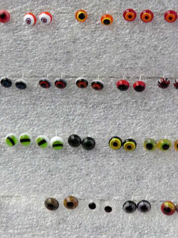 Buttons eye №44564