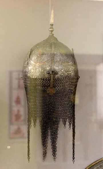 Ancient helmet №44182
