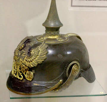 Military Helm №44229