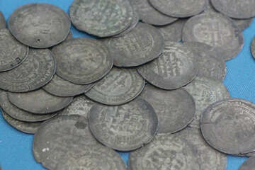 Ancient treasure of coins №44005