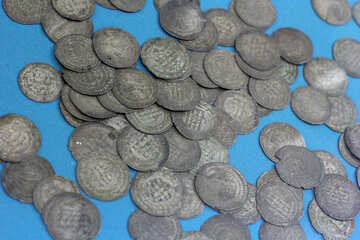 Coins treasure №44006