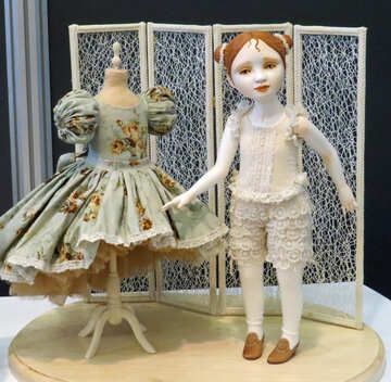 Clothes for dolls №44586