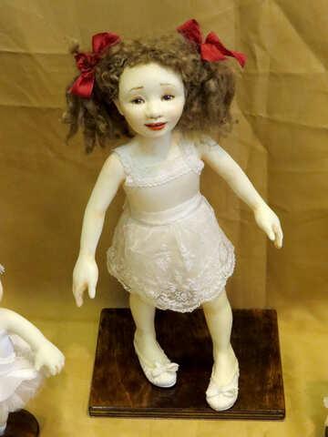 Doll girl №44568