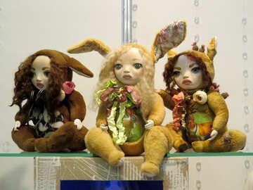 Pokemon Dolls №44576