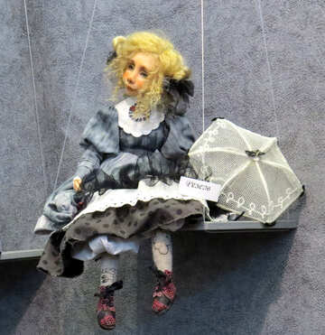 Retro Doll №44567