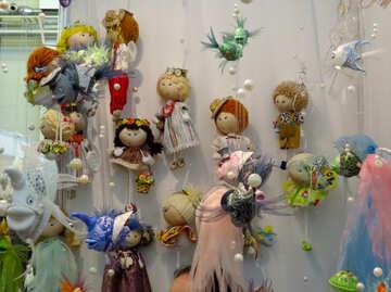 Trade dolls №44589