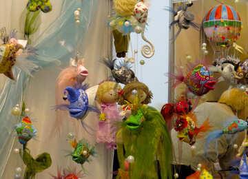 Trade dolls №44591