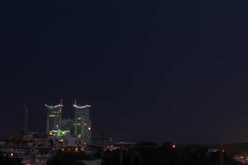 Молния в городе №44463