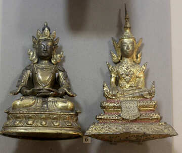 Ancient figures Buddhas №44220