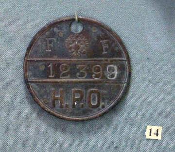 Badge Factory worker №44272