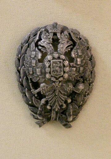 Military lapel badge  №44211
