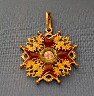 Order of the Cross of St. Stanislaus Russian Empire  №44171