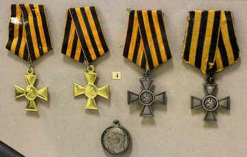 The Order of St. George Russian Empire  №44227