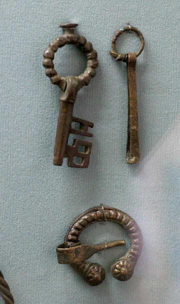 Vintage keys №44112