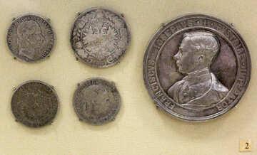 Antique coins №44289