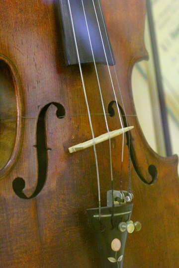 Antique violin №44203
