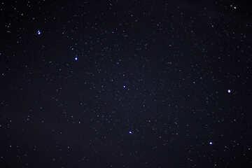 Starry sky №44728