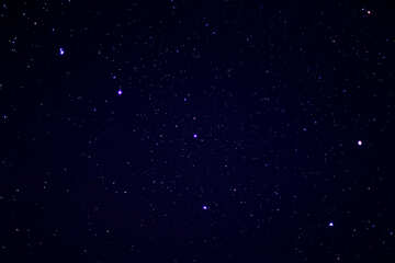 Starry sky №44729