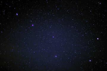 Звездное небо №44731