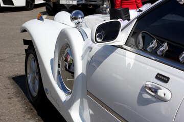 Retro car №44433