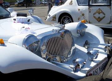 Retro car №44443