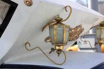 Former coach lantern №44379