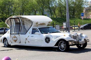 Retro Limousine Coach №44394
