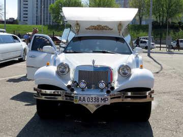 Retro Limousine Coach №44450