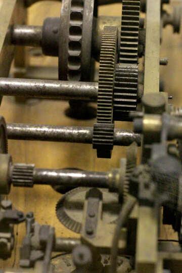 The complex mechanism №44266
