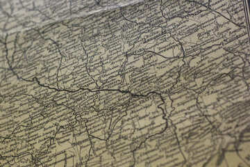 Ancient map texture №44242