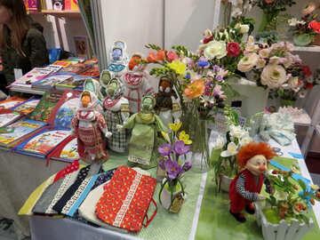 Folk dolls №44511