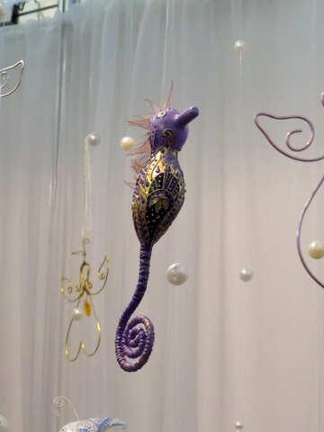 Sea Horse №44590