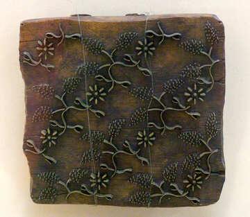 Stamp for patterning №44202