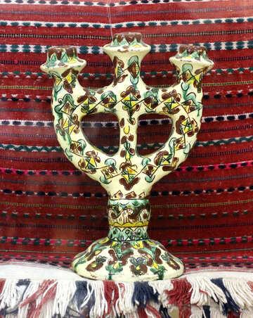 Former Ukrainian candlestick №44294