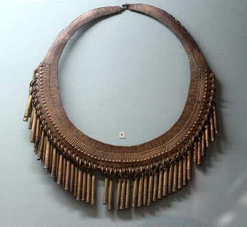 Vintage necklace №44113