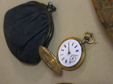 Pocket watch Antique №44188