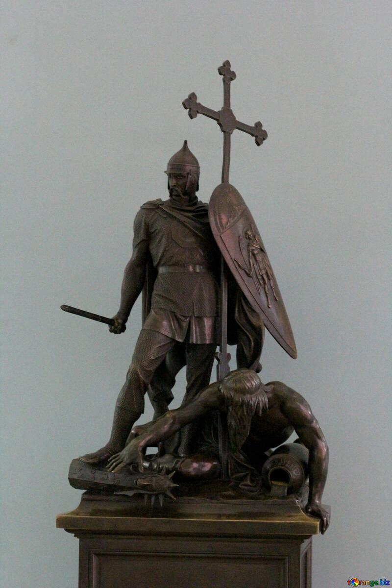 Antique sculpture №44104