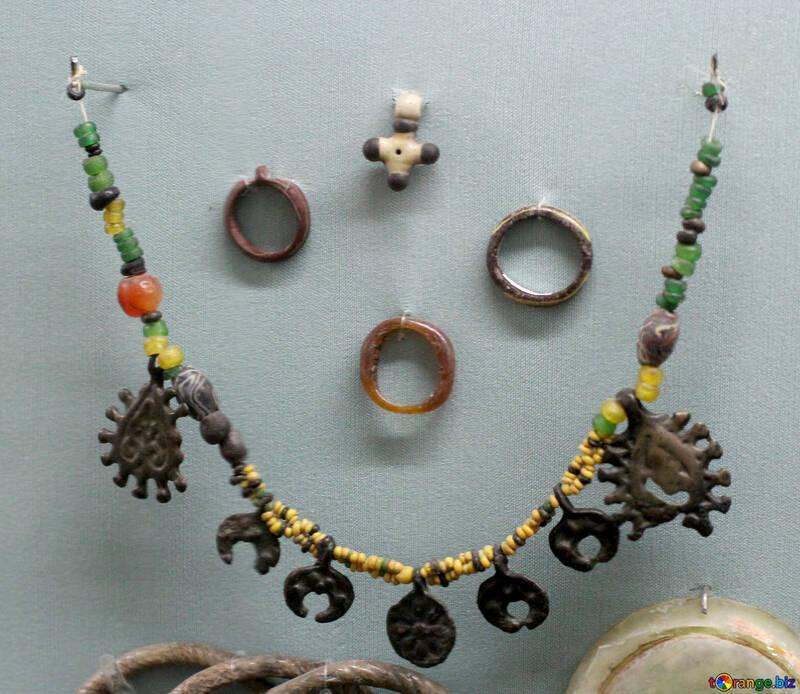 Vintage women`s jewelry №44087