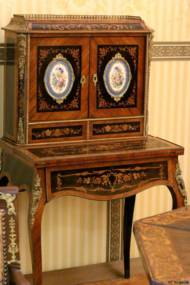 Antique chest of drawers - Antique Furniture Antique Chest Of Drawers Furniture № 44195